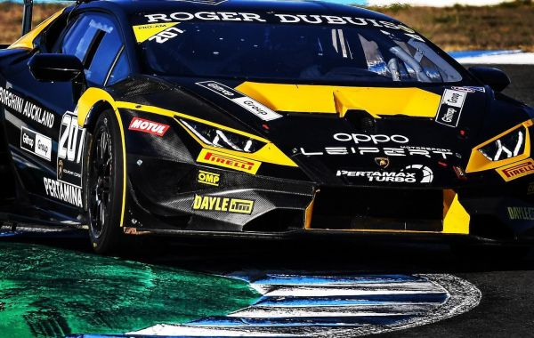 #207 LEIPERT Motorsport Lamborghini Super Trofeo Wordl Final Jerez